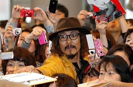 Johnny Depp has a Double? (Photo)