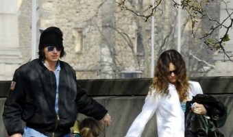 Johnny Depp & Vanessa Paradis Custody Battle Set To Begin