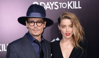 Johnny Depp & Amber Heard Tie The Knot! **FILE PHOTOS**