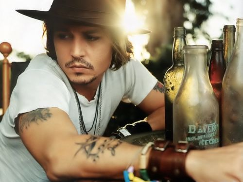Johnny Depp: 'The Rum Diary' Gets A Release Date
