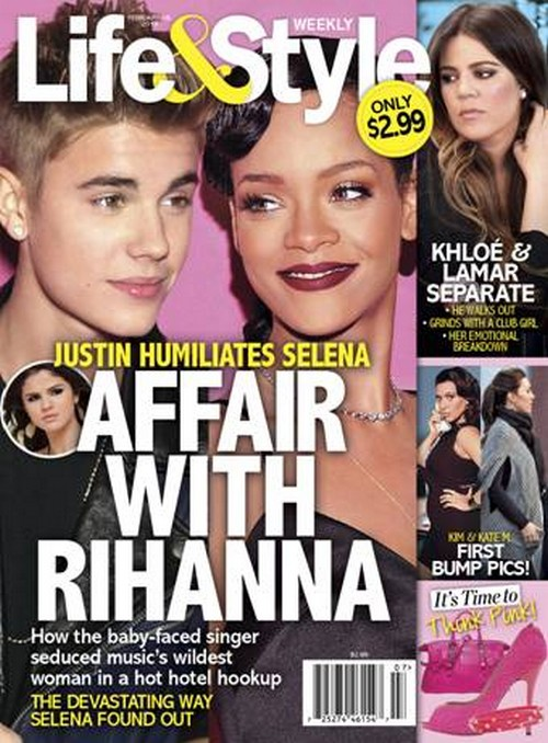 Justin Bieber Humiliates Selena Gomez By Sleeping With Rihanna