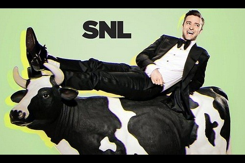 Justin Timberlake On SNL For The 5th Time