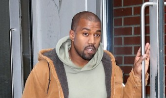 Kanye West Claims 'Voices In His Head' Told Him To Go Up To The Stage At Grammy Awards