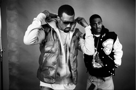 Kanye West and Big Sean