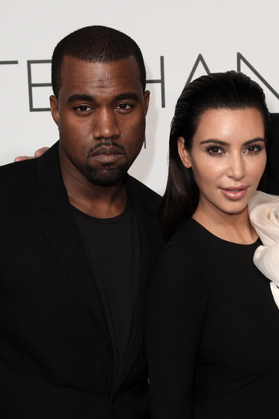 Kanye West and Kim Kardashian's Baby Name Revealed!