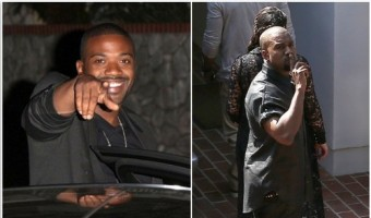 Kanye West and Ray J War Could Explode Tonight At The Bet Awards!