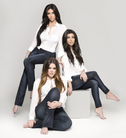 Pics: The Kardashians Launch New Denim Line