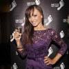 Karina Smirnoff Toasts at Out 100