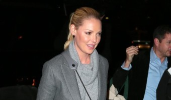 Katherine Heigl Fights Back Against Haters – Calls Herself A 'Strong Woman'