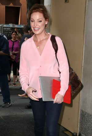 Katherine Heigl Not Returning To Grey's Anatomy As Izzie Stevens: Shonda Rhimes Won't Allow It!