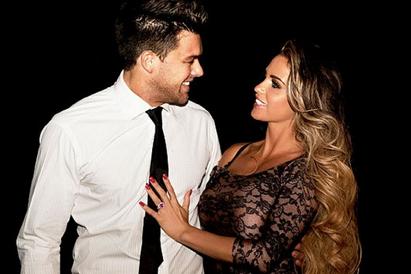 It's True! Katie Price Is Engaged To Leandro Penna