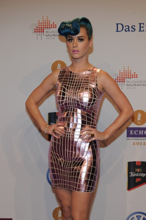 Katy Perry Continues To Deny That She's Dating Baptiste Giabiconi Despite Spending Frequent Time With Each Other