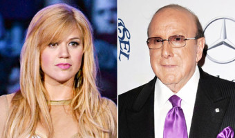 """Clive Davis Fires Back At Kelly Clarkson's Bully Claims In His Book: """"I Had Every Fact Checked"""""""