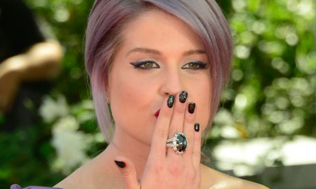 Kelly Osbourne happy with the weight she's lost