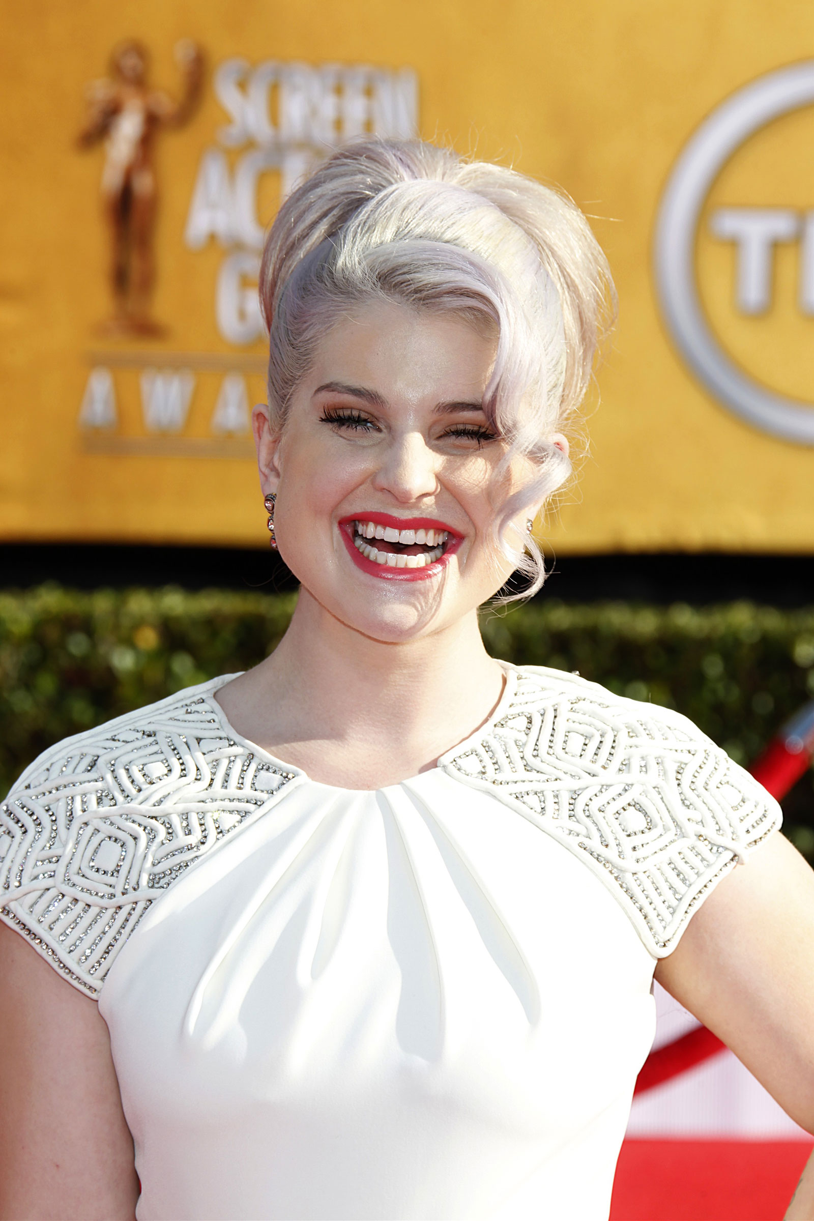 Kelly Osbourne at 18th Annual Screen Actors Guild Awards