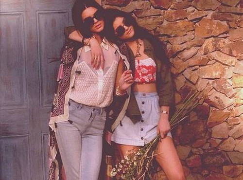 Kendall Jenner and Kylie Jenner Partying Out Of Control at Kardashian Summer Beach House