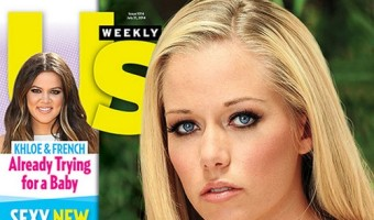 Kendra Wilkinson Wants Hugh Hefner Back After Cheating Hank Baskett Breaks Her Heart