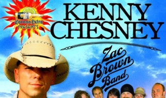 Zac Brown Band and Kenny Chesney Team Up For Tour