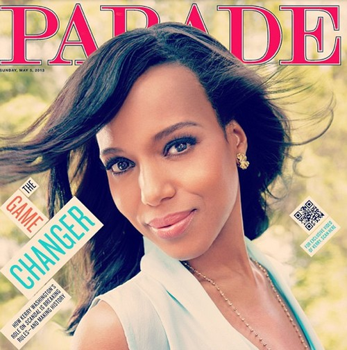 Kerry Washington Talks Scandal, Django Unchained &#038; The Presidents Committee To Parade
