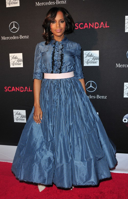 'Scandal' New York Premiere