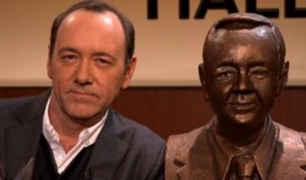 Kevin Spacey Goes F-Bomb Crazy on Conan – VIDEO
