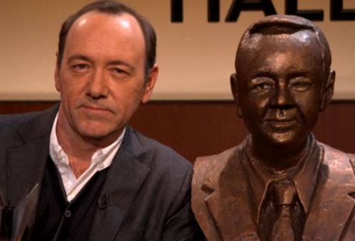 Kevin Spacey Goes F-Bomb Crazy on Conan &#8211; VIDEO