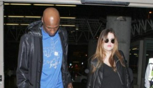 Khloe Kardashian Is Crazy Obsessed With Lamar Odom