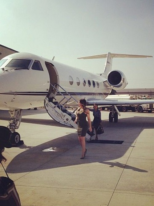 Khloe Kardashian Posted Inappropriate Pictures Of Her Trip To Las Vegas (PHOTOS)