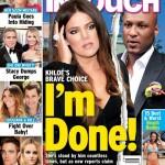 Khloe Kardashian Kicks Lamar Odom Up She Is Done With His Cheating