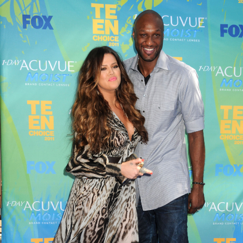 Khloe Kardashian Spending Thanksgiving Apart From Lamar Odom