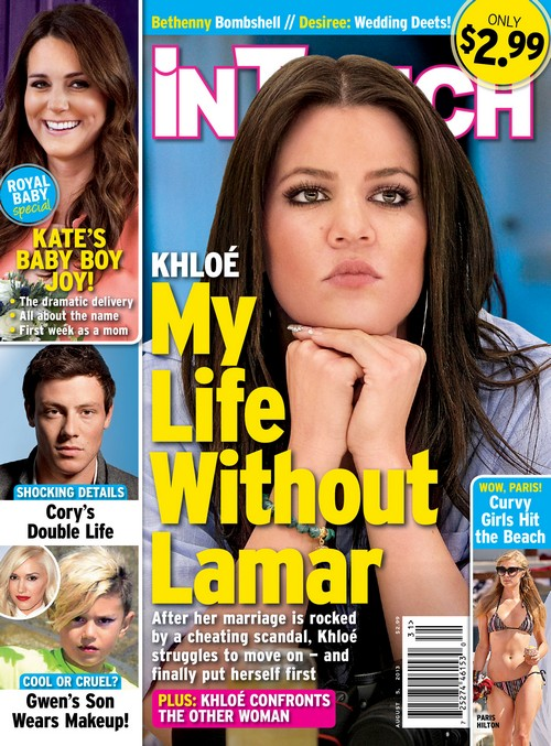 Khloe Kardashian Reflects On Her Life Without Lamar Odom