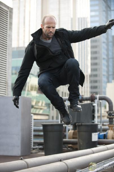 Jason Statham: 'Killer Elite' Official Trailer Is HERE!