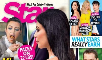 Kim Kardashian Divorce Rumors: Binge Eating and Getting Fat As Marriage Fails And Kanye West Moves Out