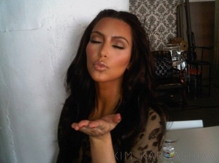 Kim Kardashian Says She's 'Not Comfortable In Her Own Body': 'I'm A Perfectionist'