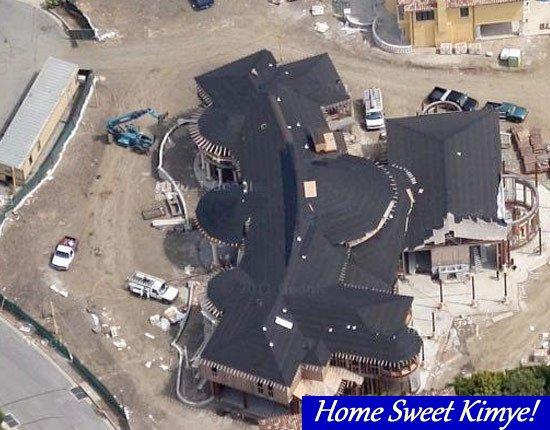 Kim Kanye house