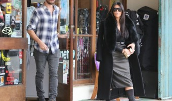 Kim Kardashian And Kanye West Tell Scott Disick To Sober Up Now: Kimye laying Down The Law For Kourtney Kardashian