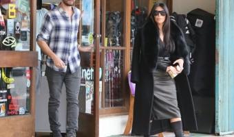 Kim Kardashian And Kanye West Tell Scott Disick To Sober Up Now: Kimye laying Down The Law For Kourtney Kardashian