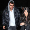 Kim Kardashian Kris Humphries In New York