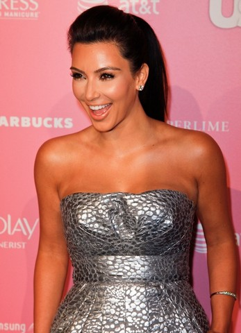 Us Weekly Hot Hollywood Style Event - Arrivals Kim Kardashian