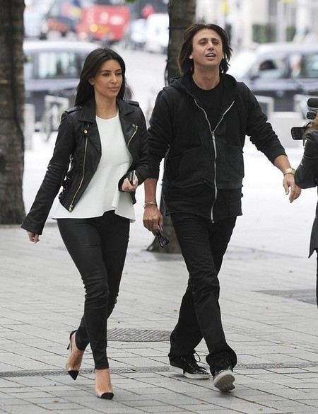 Kim Kardashian and BFF Jonathan Cheban FIghting!