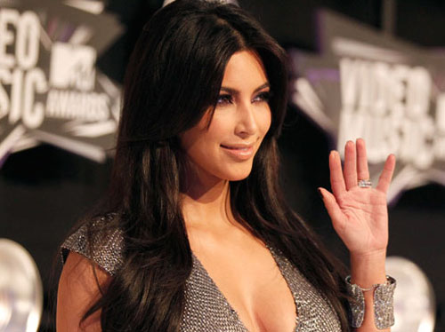 Kim Kardashian's 6th Best Moment Of 2012: Launching Khroma Beauty Makeup Line