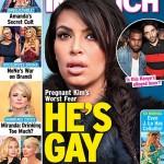 Kim Kardashian Fears Kanye West Is Gay