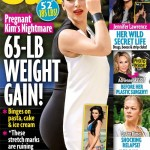 Kim Kardashian's Pregnancy Nightmare: She Has Gained 65 Pounds!