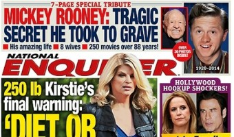 "Kirstie Alley Warned By Doctors Diet or Die: She Thinks She is Not ""Circus Fat"""