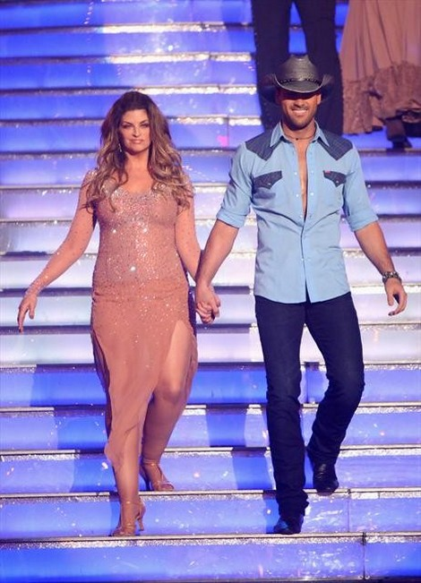 Kirstie Alley DWTS All-Stars Quickstep/Samba Fusion Performance 11/5/12