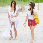 """Kourtney and Kim Take Miami"" Contest: Repin A Photo from Our Kardashian Beach Board and Win!"
