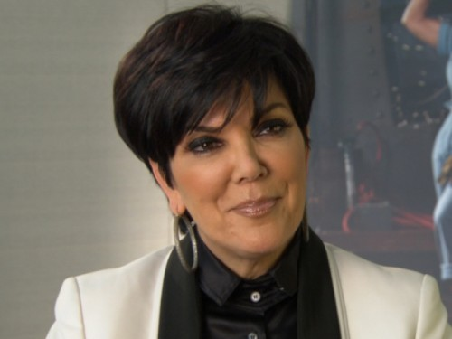 Kris Jenner Thinks Kanye West Is Right For Kim Kardashian But Refuses To Say If He'll Be In The Family's Holiday Card