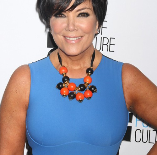 Kris Jenner Thinks Every Woman Needs A Boob Job