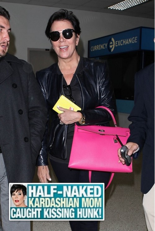 Kris Jenner Caught Cheating on Hubby Bruce Jenner