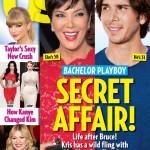 Kris Jenner Having Affair With Bachelor's Ben Flajnik